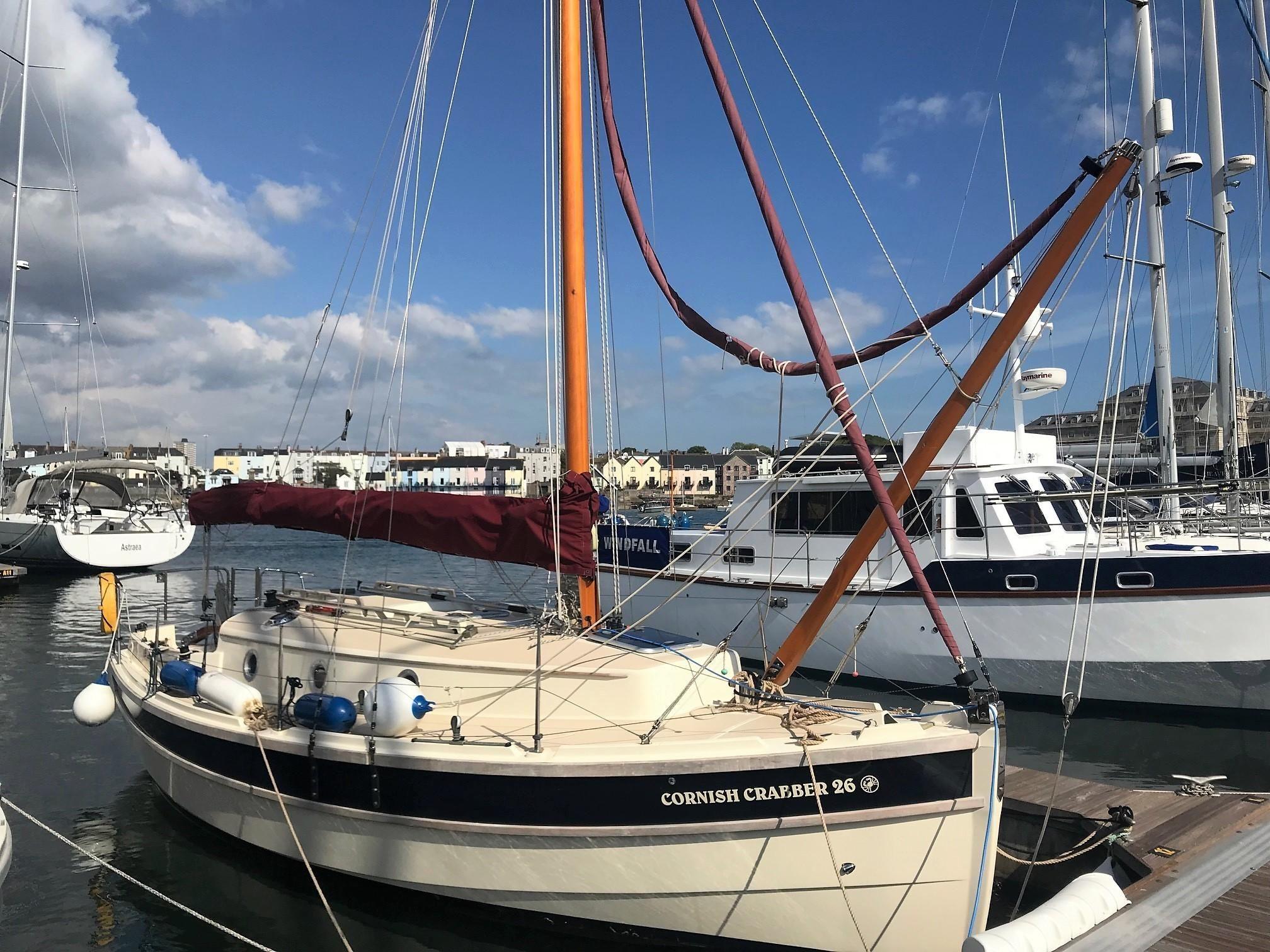 Парусная яхта Cornish Crabbers 26