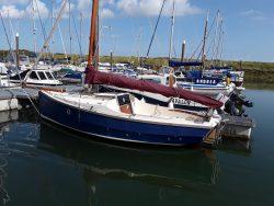 парусная яхта Cornish Crabbers Clam 19
