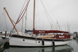 парусная яхта Cornish Crabbers Pilot Cutter 30