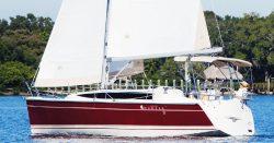 парусная яхта Marlow-Hunter 31