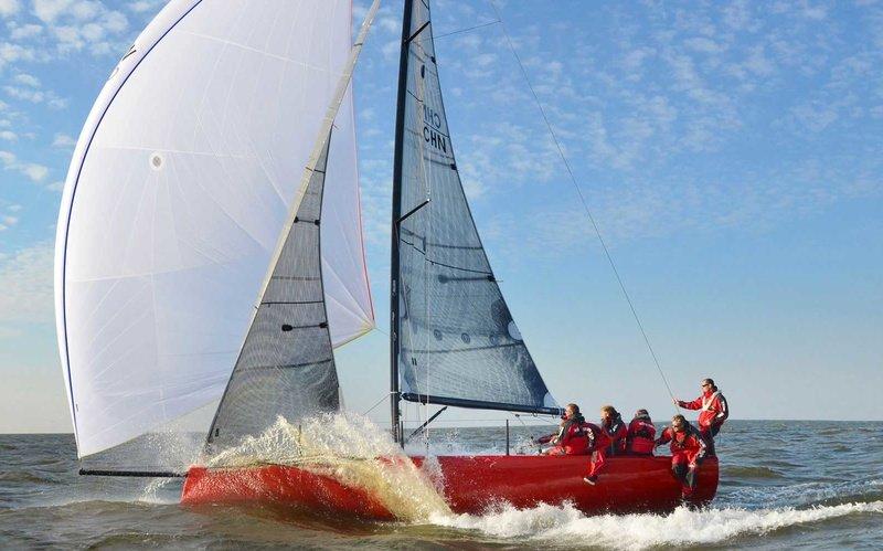 Парусная яхта FarEast 31R Racing