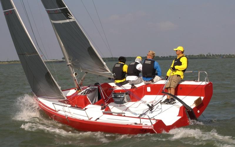 Парусная яхта FarEast 23R