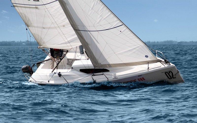 Парусная яхта FarEast 26