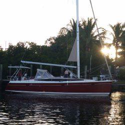 парусная яхта marlow-hunter 42ss