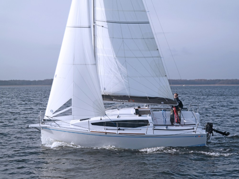 Парусная яхта Northman Maxus 26