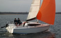 парусная яхта Maxus Evo 24