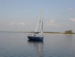 парусная яхта Northman 21