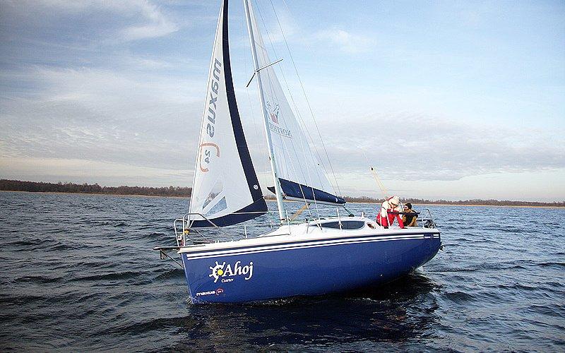 Парусная яхта Northman 24