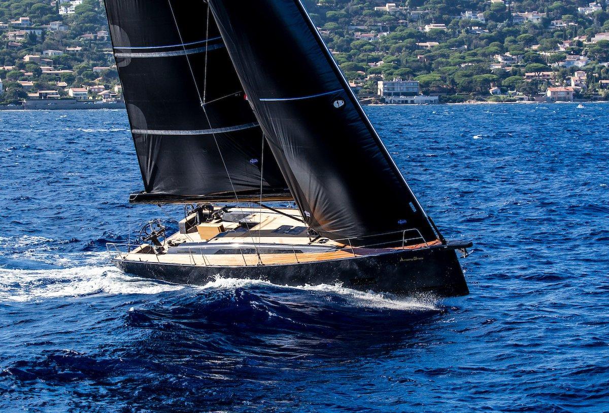 Парусная яхта Solaris 47