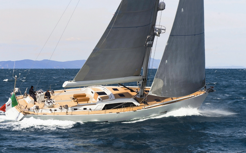 Парусная яхта Solaris 72 DH