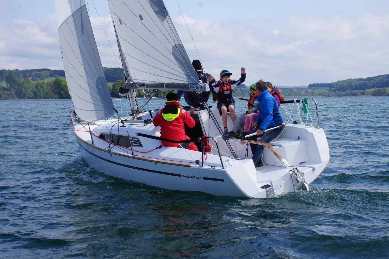 Парусная яхта Sunbeam Yachts 22.1