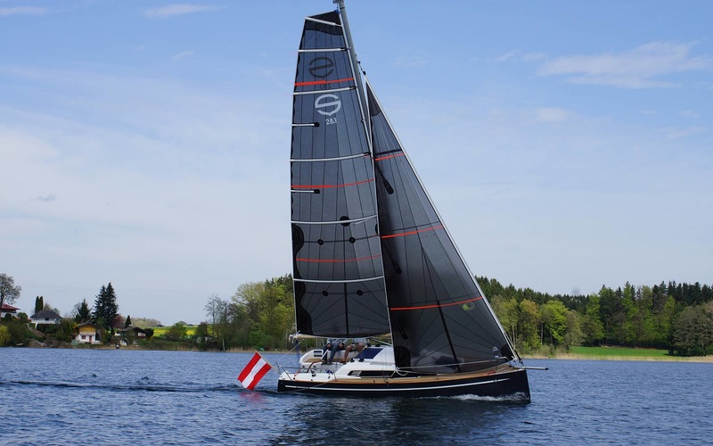 Парусная яхта Sunbeam Yachts 28.1
