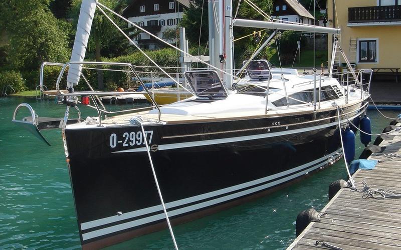 Парусная яхта Sunbeam Yachts 30.2