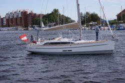 парусная яхта Sunbeam Yachts 36.2