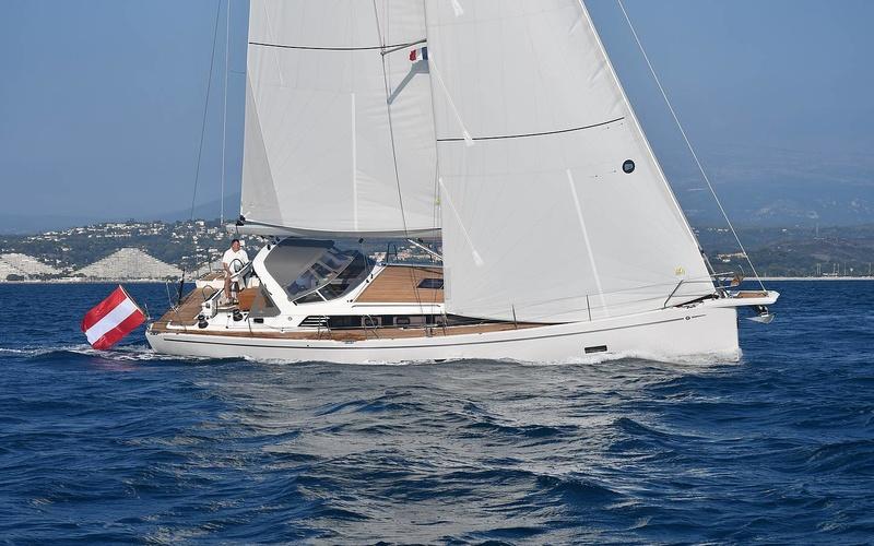 Парусная яхта Sunbeam Yachts 46.1