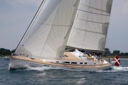 парусная яхта X-Yachts Xс 45