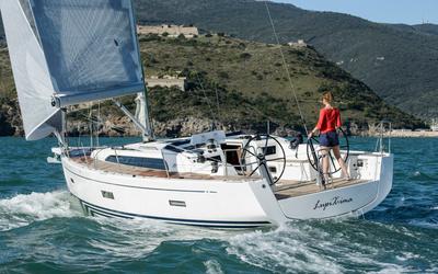 Парусная яхта X-Yachts X4³