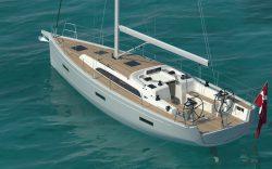 парусная яхта X-Yachts X4⁰