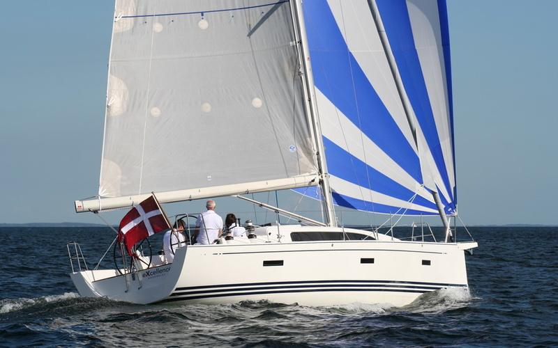 Парусная яхта X-Yachts Xp 38