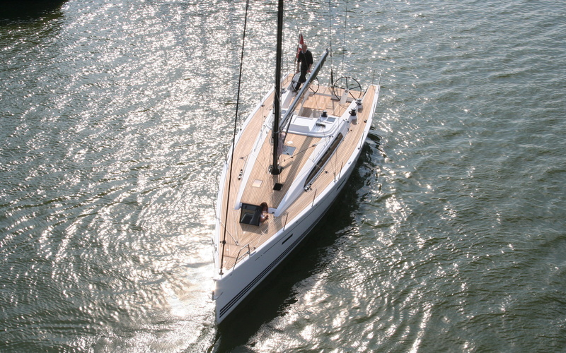 Парусная яхта X-Yachts Xp 44