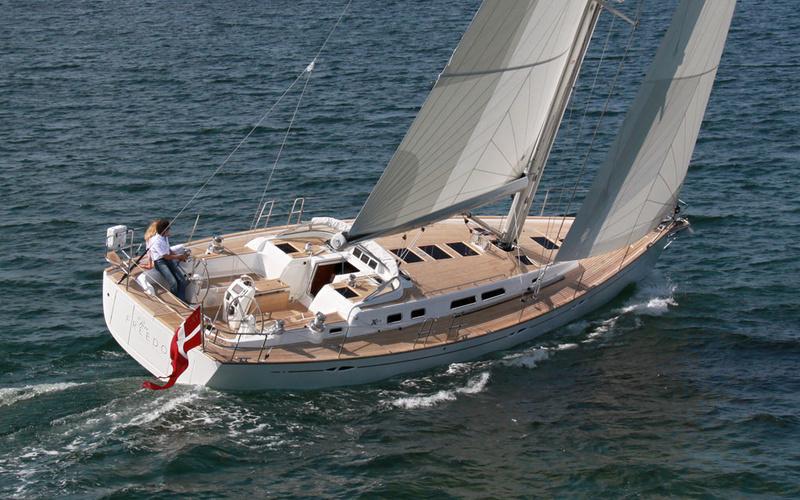 Парусная яхта X-Yachts Xc 50