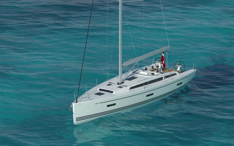 Парусная яхта X-Yachts  X4⁶