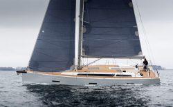 парусная яхта x-yachts X4⁹