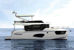 моторная яхта Absolute Navetta 48