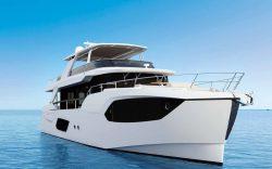 моторная яхта Absolute Navetta 68