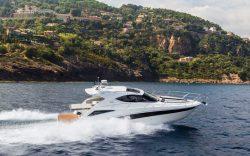 моторная яхта Galeon 405 Htl