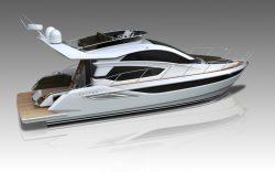 моторная яхта Galeon 430 Skydeck