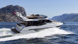моторная яхта Galeon 460 Fly