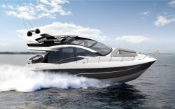 моторная яхта Galeon 470 Skydeck