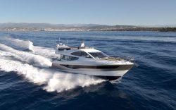 моторная яхта Galeon 550 Fly