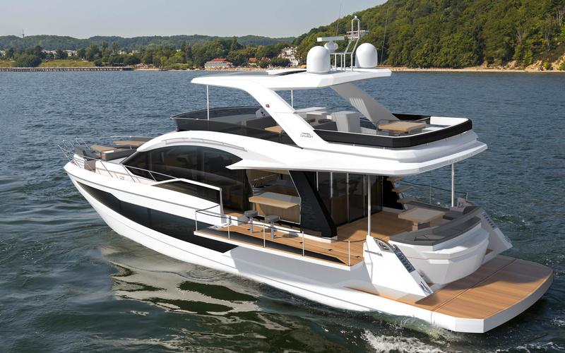 Моторная яхта Galeon Galeon 640 FLY