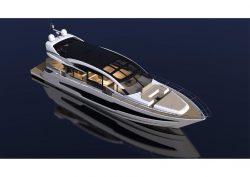 моторная яхта Galeon 700 Skydeck