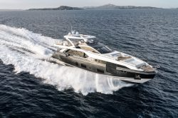 моторная яхта Azimut 27 METRI