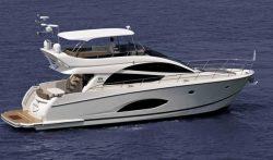моторная яхта Horizon E56