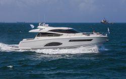 моторная яхта Horizon E56XO