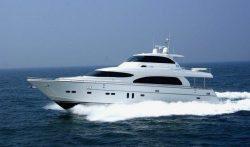моторная яхта Horizon E78