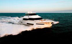 моторная яхта Horizon V80