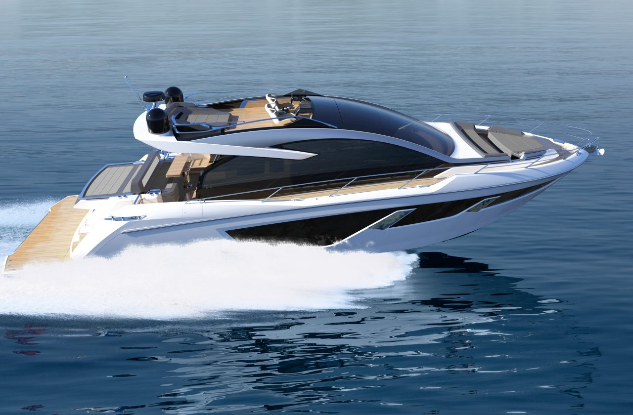 Моторная яхта Sunseeker 65 Sport Yacht