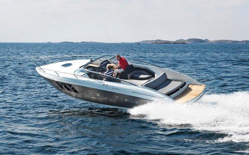 Моторная яхта Windy 29 Coho