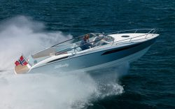 моторная яхта Windy 31 Zonda