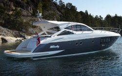 моторная яхта Windy 46 Chinook