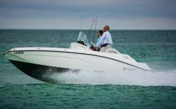 моторная яхта Yamaha 190 FSH