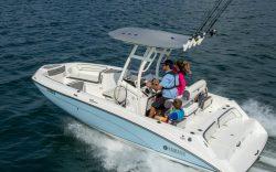 моторная яхта Yamaha 210 FSH